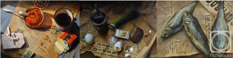 Что ест и чем закусывает мужжчина в разном возрасте