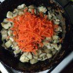 Как готовят заправку для китайской стеклянной лапши - рецепт грибов с морковью