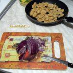 Как нарезать лук - фото и рецепт