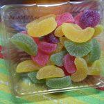 Разноцветный мармелад Фруктовы йкоктейль
