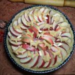Технология выпечки песочного пирога с яблоками