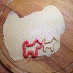 Печенье в виде собак