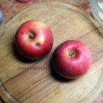 Сколько яблок надо для начинки - 2-3
