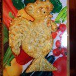Пирог Петух - рецепт с фото