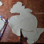 Как сделать фигурный пирог в виде петуха - технология