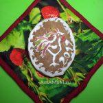 Пряник с рисунком петуха - фото и рецепт приготовления