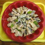 Рыбное заливное - слои (рыба)
