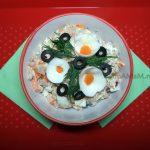 Рецепт салата из скумбрии