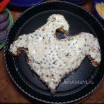 Петухи - блюда в виде символа года для праздничного стола -
