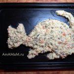 Как приготовить салат в виде кота - рецепт с фото