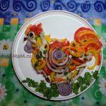 Новогодние праздничные салаты