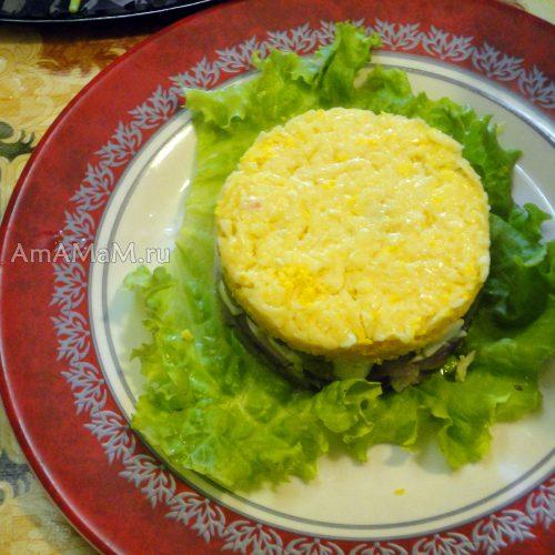 Жульен из морепродуктов рецепт с фото пошагово