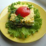 Блюда из языка - рецепт салата