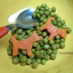 Собаки из морковки - фото
