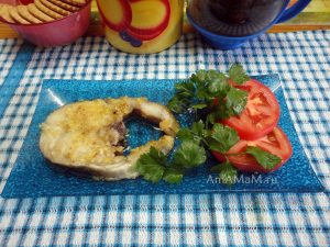 Что делают со стейками трески - рецепт в панировке