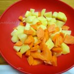 Заправка овощная для супа - картофель и морковь