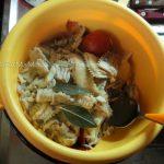 Приготовление супа из обрезков камбалы - рецепт