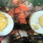Вкусные блюда из остатков заливного