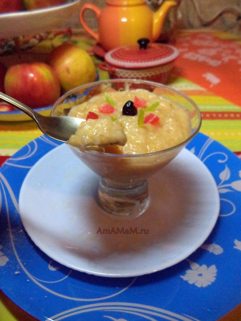 Десерты простые - рецепты с бананами