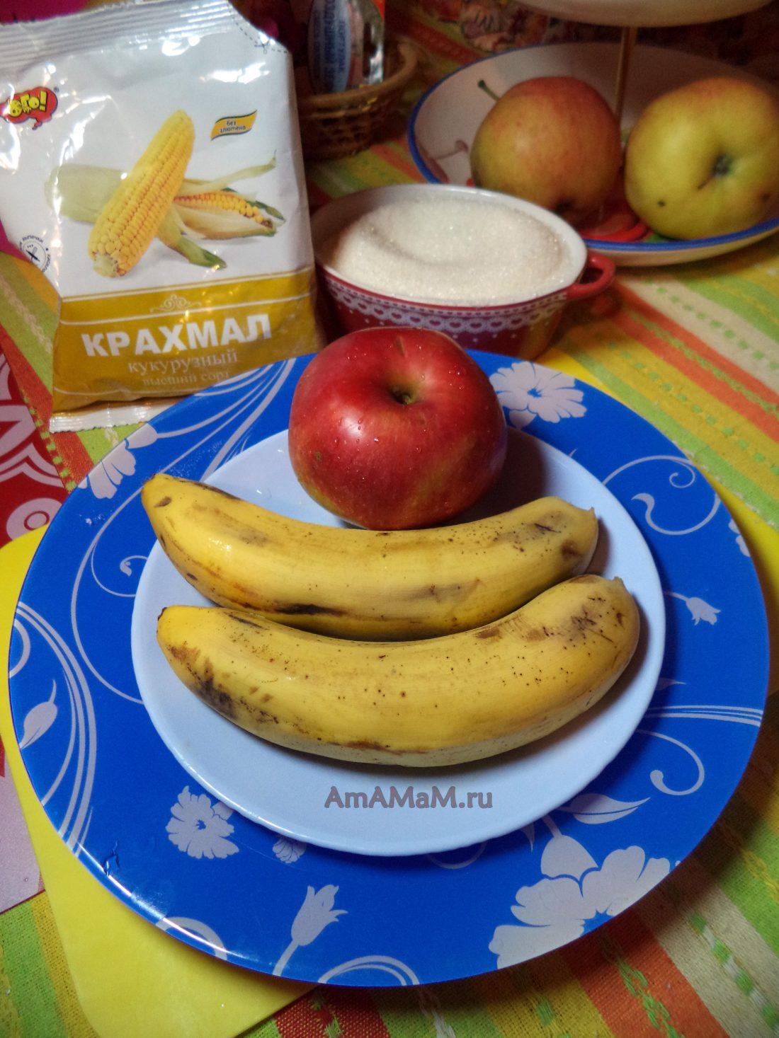 Десерт из яблок рецепты на скорую руку с