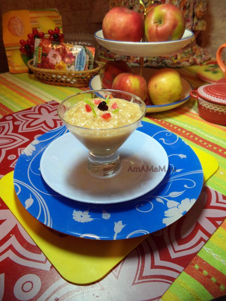 Банановый десерт - рецепт с фото