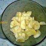 Заварной крем с бананами - простой десерт на скорую руку