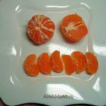 Мандарины и рецепт десертов из них