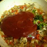 Вешенки в томатном соусе - рецепт