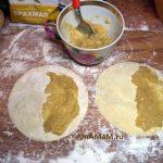 Этапы приготовления кутабов и рецепт