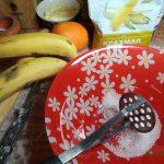 Состав начинки из бананов для пирожков, пирогов, тортов, рулетов и кутабов