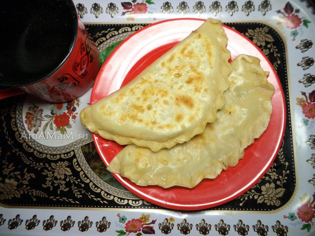 Кутабы с мясом по азербайджански рецепт пошагово в