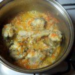 Рецепты для булгура с рыбой - тушеный минтай