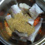 Как делают рыбное блюдо с ьулгуром - рецепт