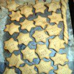 Способ приготовления быстрого медового печенья с пошаговыми фото