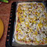 Пицца в сборке