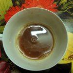 Фото яблочного сока от яблочного пюре