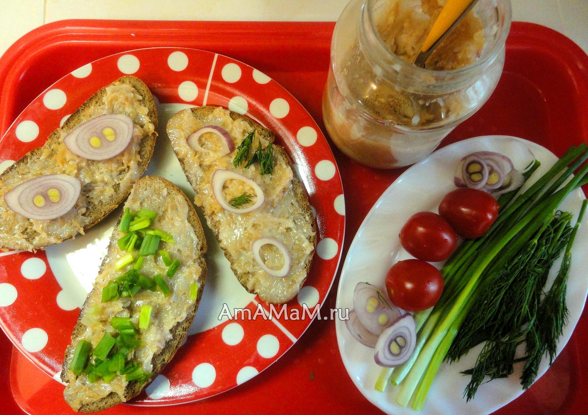 Смалец рецепт приготовления с чесноком рецепт приготовления кальмаров с майонезом и