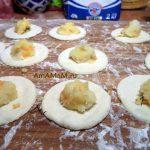 Фото приготовления вареников с картофелем