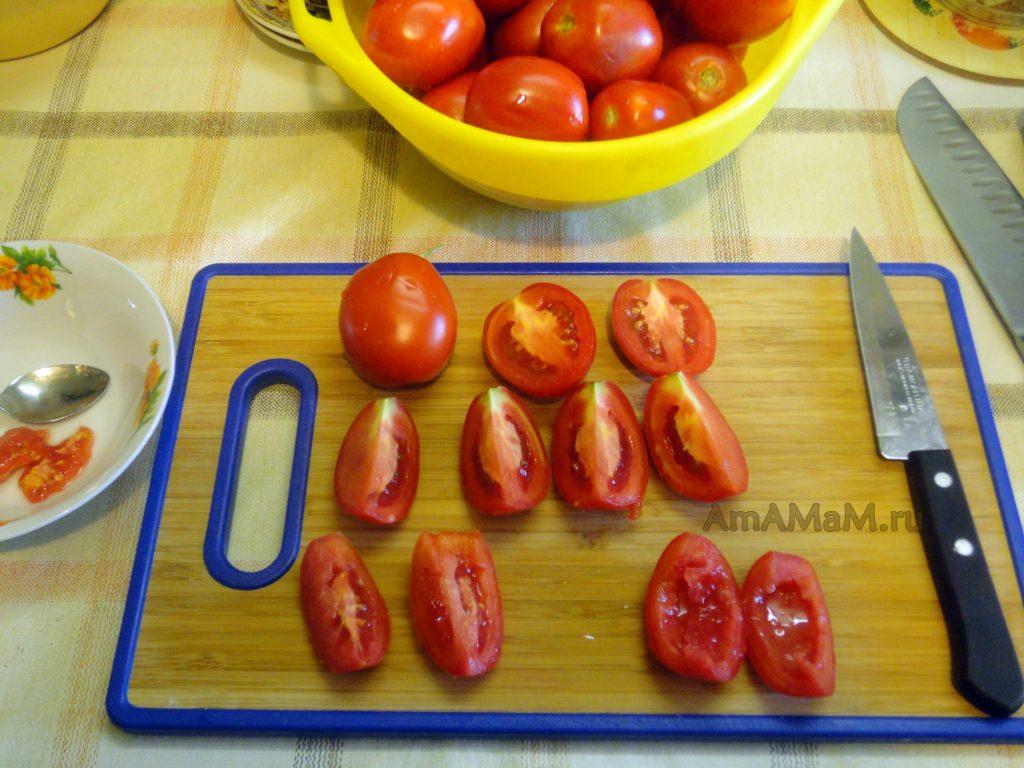 Как вялят помидоры на солнце и в духовке - рецепты