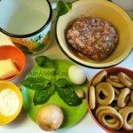 Как делают баранки с фаршем - ингредиенты и рецепт приготовления с пошаговыми фото