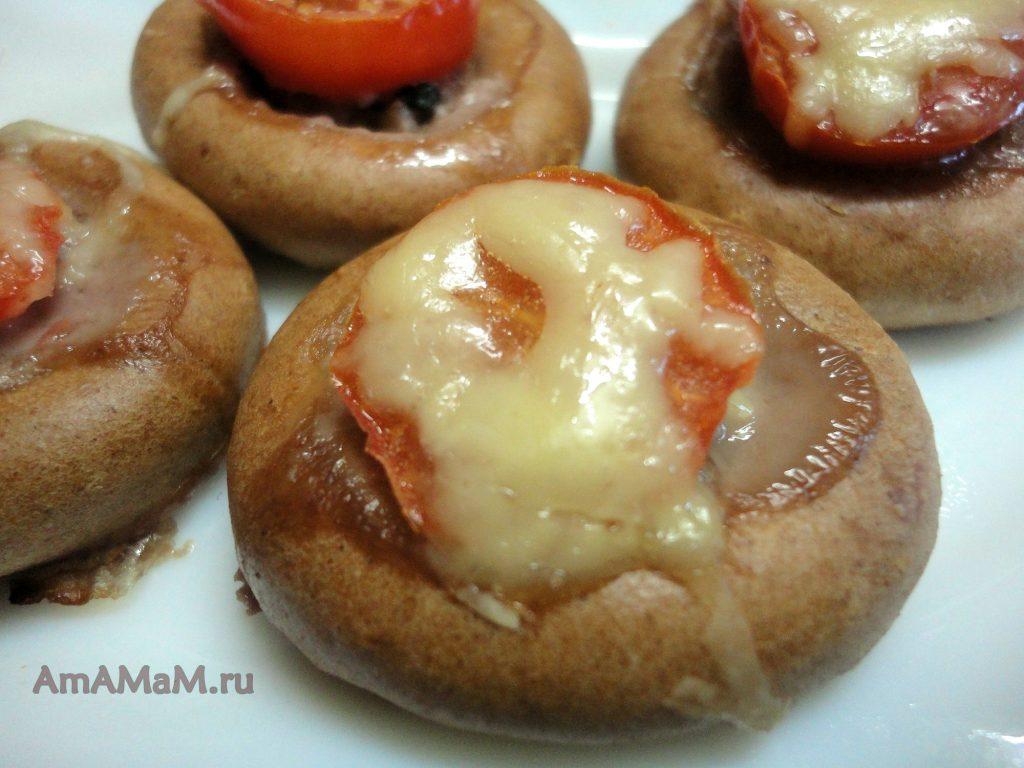 Рецепт баранок (сушек) с фаршем и сыром