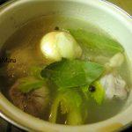 Как сварить холодец из маленького окличества мяса (бедрышки) с желатином