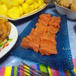 Кета соленая - рецепт и фото приготовления