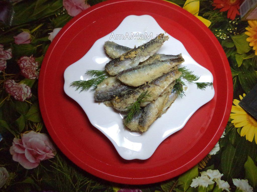 Рыбка без костей - наутилус, рецепты