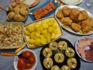 Что приготовить на праздник - рецепты для праздничного стола и фото блюд