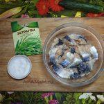 Скумбрия малосольная- рецепт и фото домашней засолки рыбы