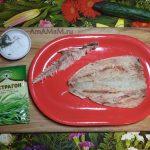 Как чистят скумбрию и разделывают на филе - пошаговые фото