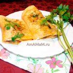Приготовление энчилады по мексиканскому рецепту с тортильей