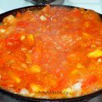 Рецепт приготовления соуса с перцем чили для энчилады