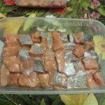 Красная рыба засолка - рецепт
